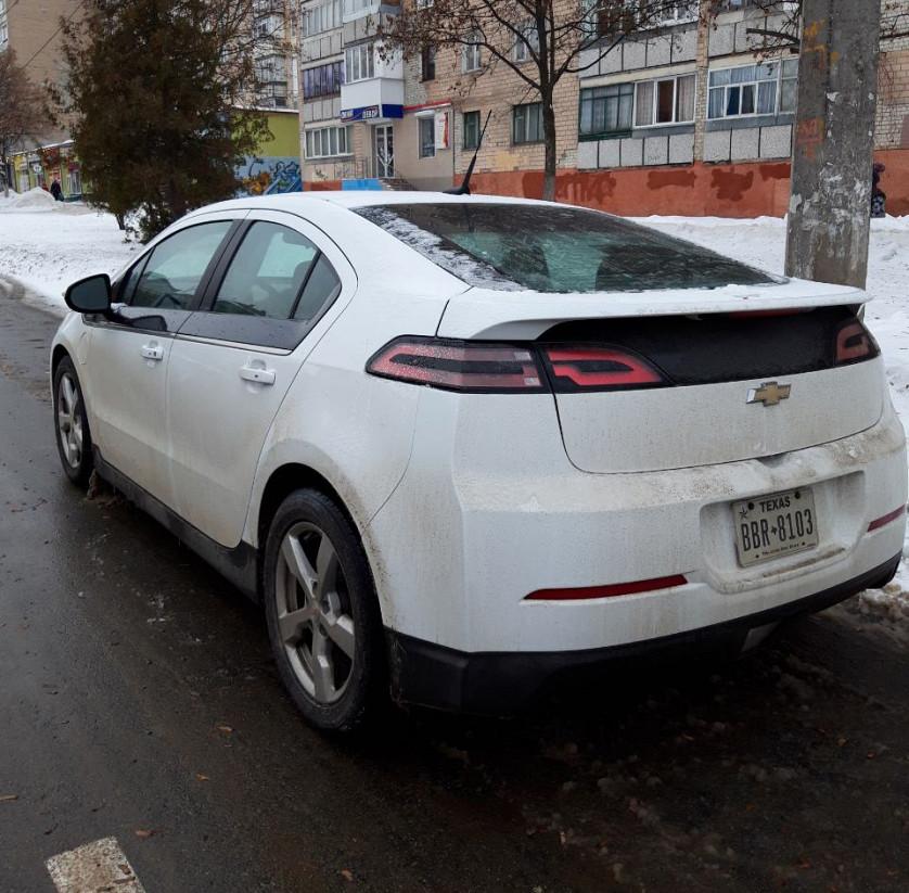 Chevrolet Volt 2014 года. зображення 8