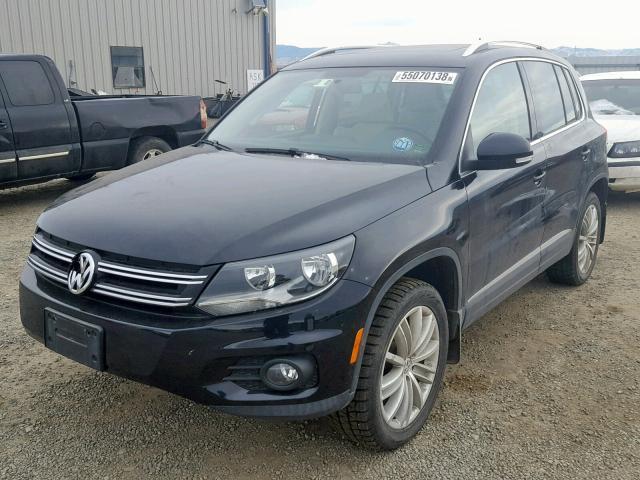 Volkswagen Tiguan 2013 зображення 1