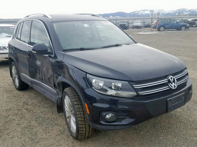 Volkswagen Tiguan 2013 зображення 4