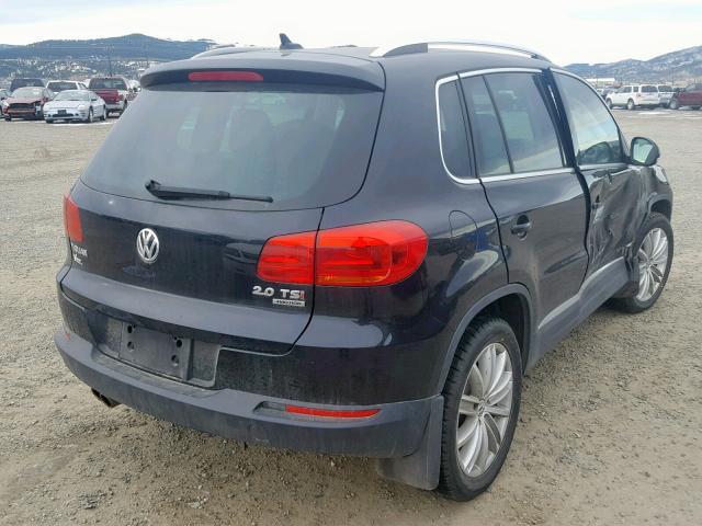 Volkswagen Tiguan 2013 зображення 6
