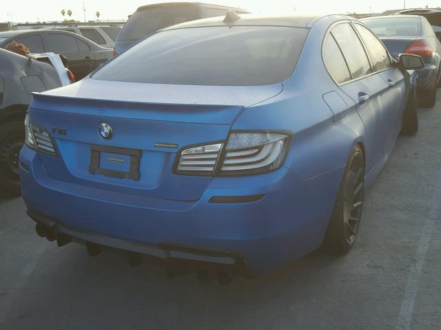 BMW 535i 2011г. Пробег 54.538 миль зображення 4