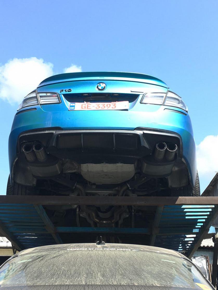 BMW 535i 2011г. Пробег 54.538 миль зображення 7