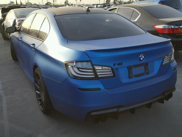 BMW 535i 2011г. Пробег 54.538 миль зображення 6