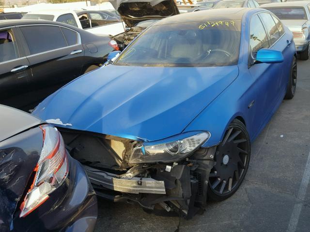 BMW 535i 2011г. Пробег 54.538 миль зображення 1