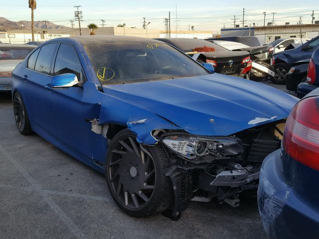 BMW 535i 2011г. Пробег 54.538 миль зображення 3