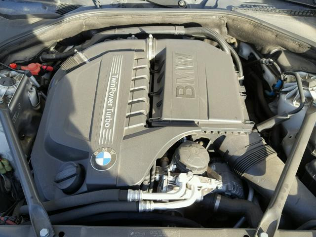 BMW 535i 2011г. Пробег 54.538 миль зображення 5