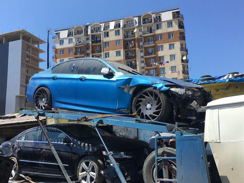 BMW 535i 2011г. Пробег 54.538 миль зображення 8