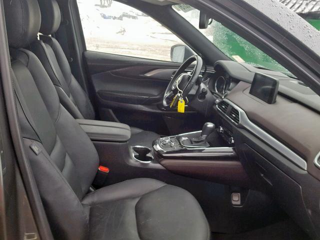 Mazda CX-9 Grand Touring 2016 зображення 7