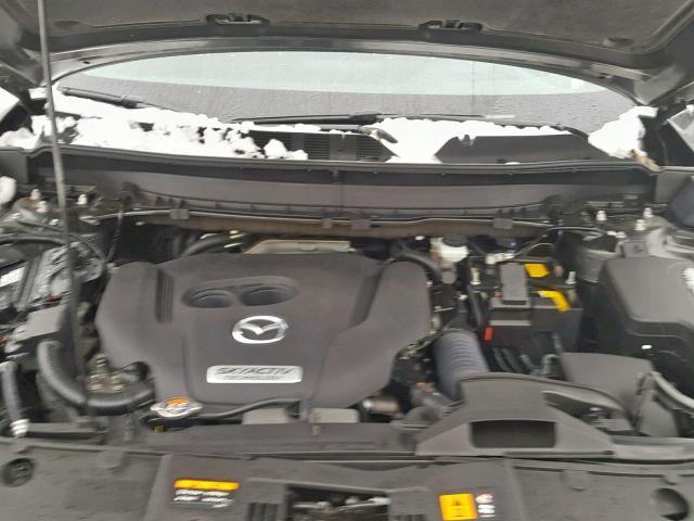Mazda CX-9 Grand Touring 2016 зображення 6