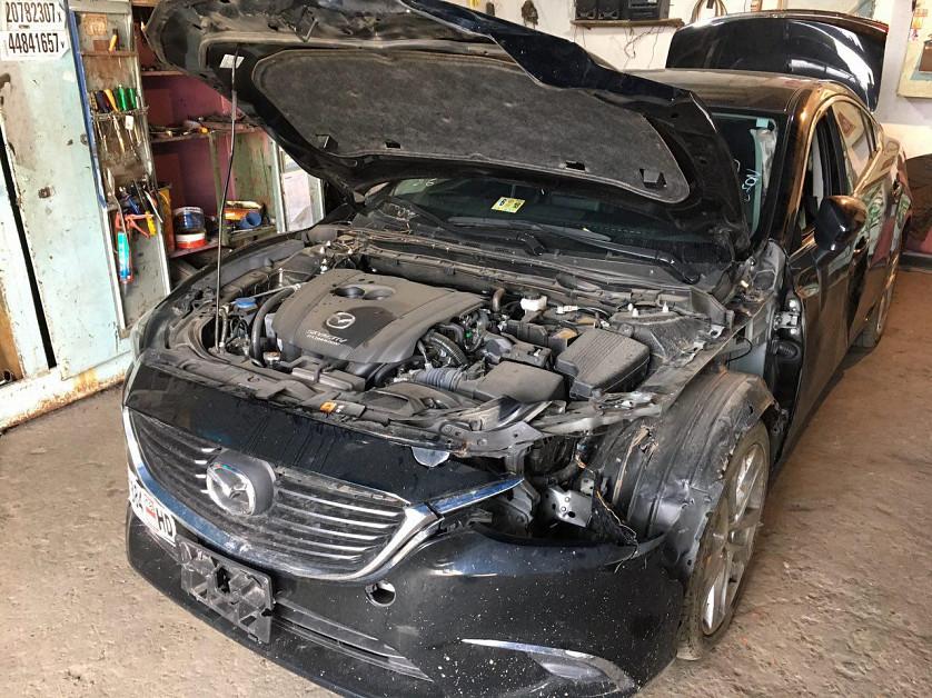 Mazda 6 2015 Touring рестайл 40237миль зображення 8
