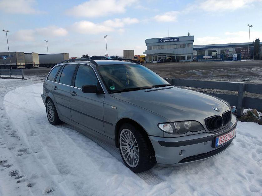 Пригнали и растаможили BMW E46 320i зображення 3