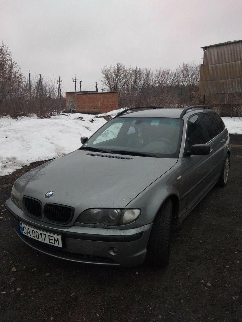 Пригнали и растаможили BMW E46 320i зображення 4