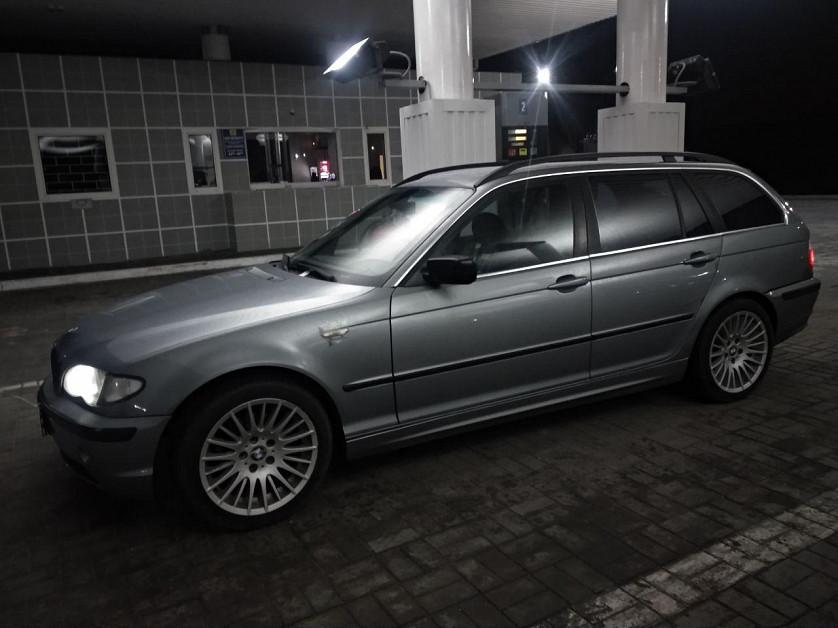 Пригнали и растаможили BMW E46 320i зображення 2