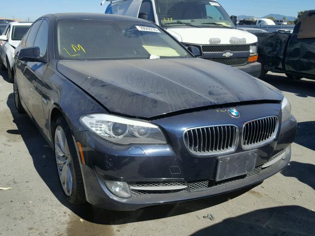 BMW 535i 2011г зображення 3
