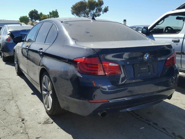 BMW 535i 2011г зображення 4