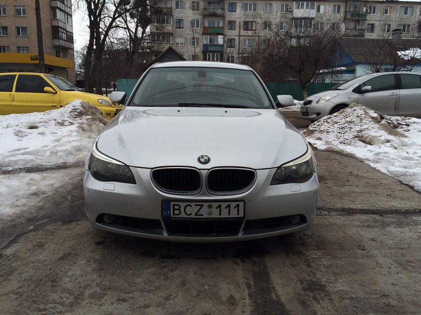 BMW E60 530d зображення 1