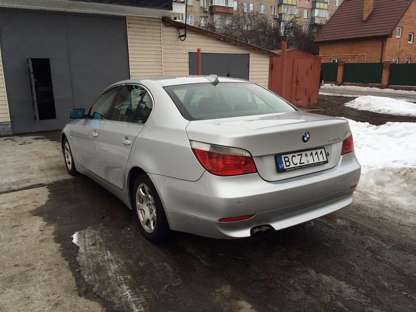 BMW E60 530d зображення 4