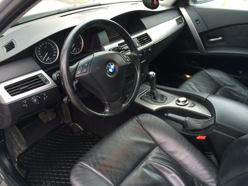 BMW E60 530d зображення 5