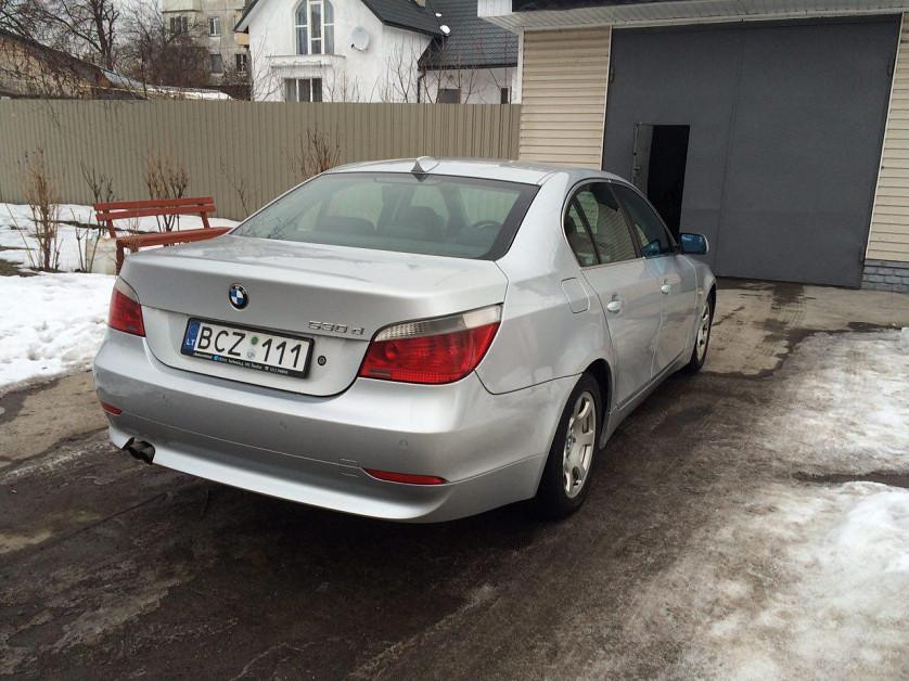 BMW E60 530d зображення 2
