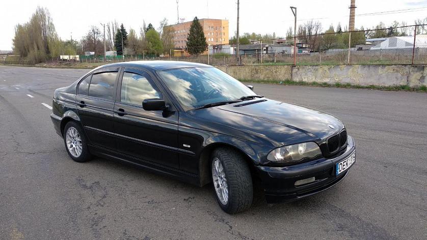BMW e46 318i зображення 1