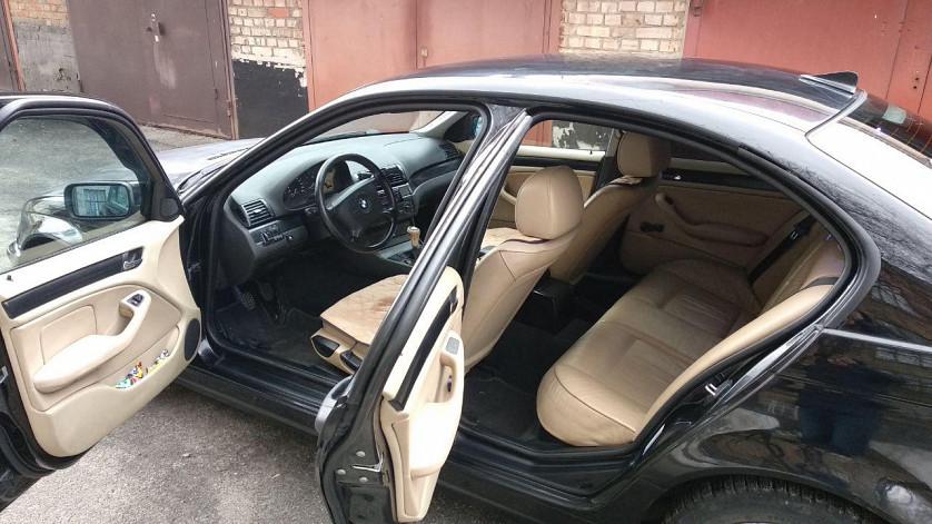 BMW e46 318i зображення 5