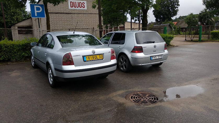 VW Passat B5+ из Франции зображення 3