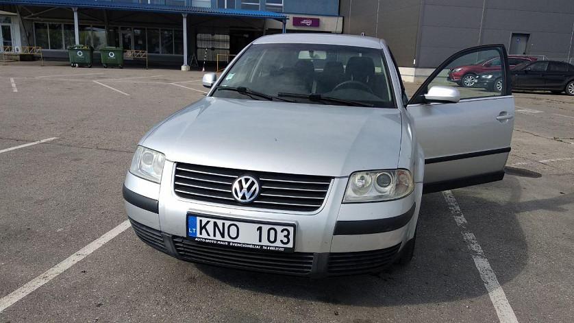 VW Passat B5+ из Франции зображення 1