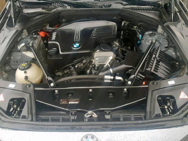 BMW 528 I 2014 зображення 7