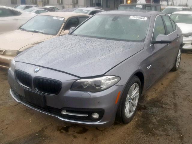 BMW 528 I 2014 зображення 1