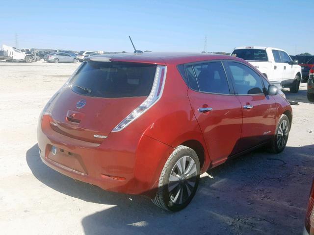 Nissan Leaf S 2015 год зображення 2