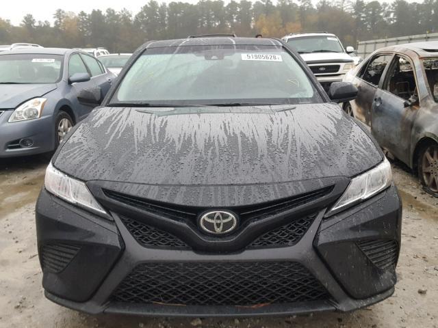 Toyota Camry Le 2018 год зображення 1