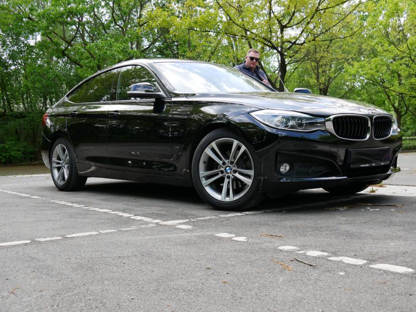 BMW 320d Gran Turismo Sport line 30 зображення 5