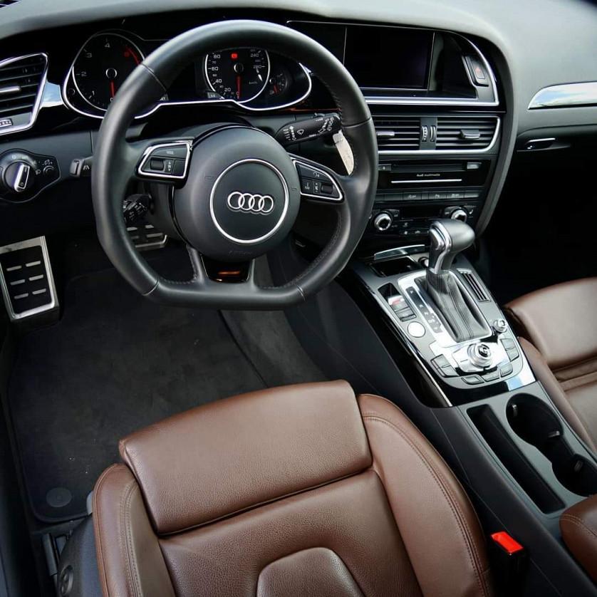 Audi A4  Quattro зображення 4