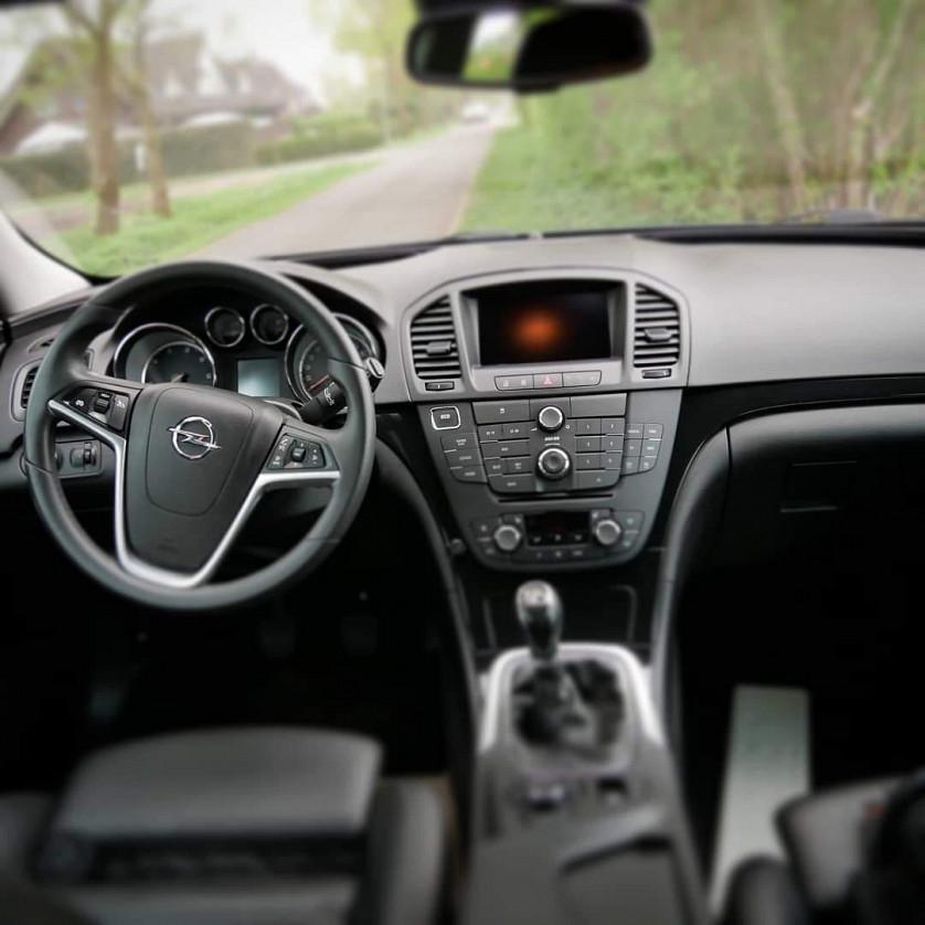 Opel Insignia зображення 4