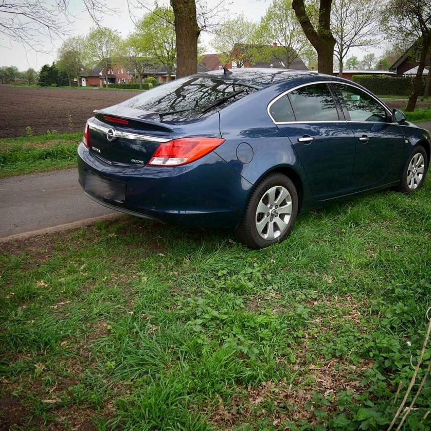 Opel Insignia зображення 3