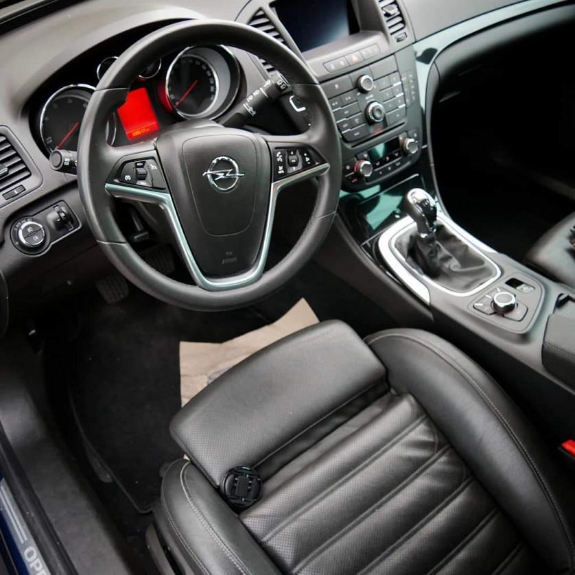 Opel Insignia зображення 6