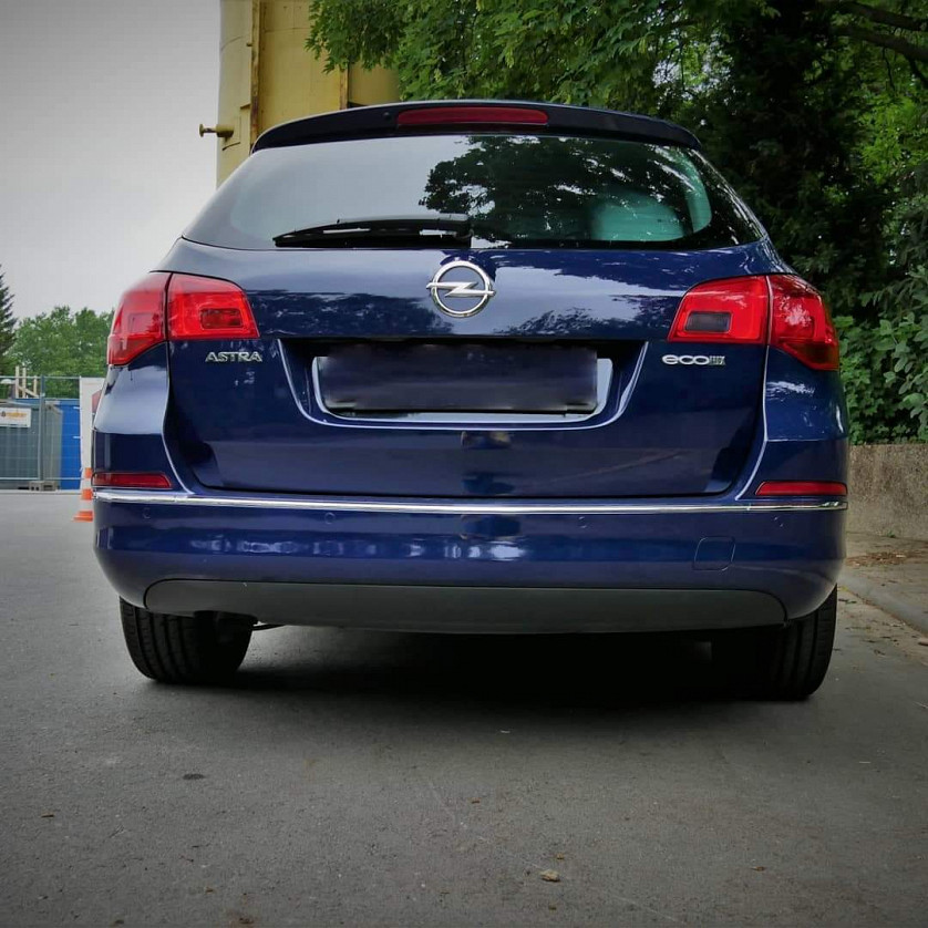 Opel Astra Sports Touren зображення 7