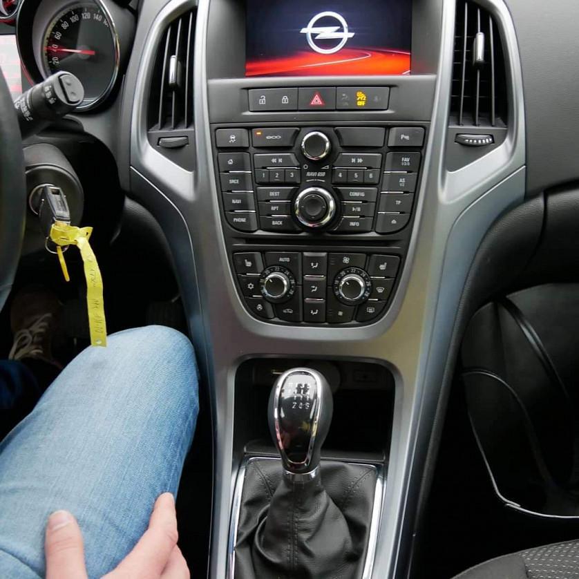 Opel Astra Sports Touren зображення 6