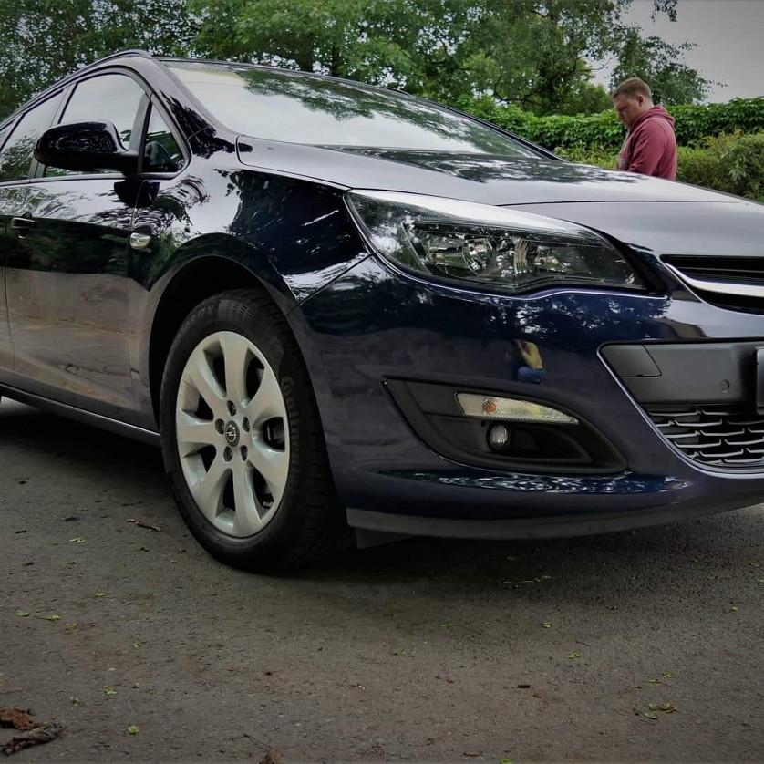 Opel Astra Sports Touren зображення 3