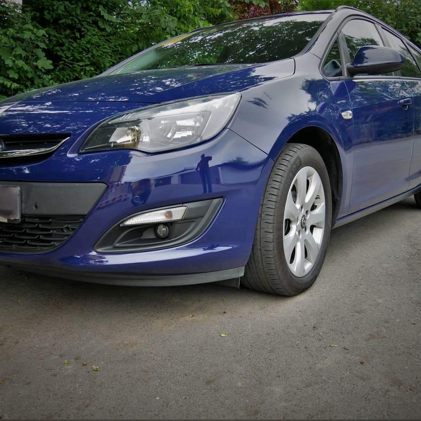 Opel Astra Sports Touren зображення 2