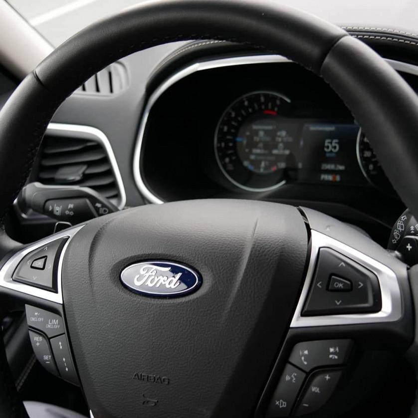 Ford S-max 2016 року зображення 4