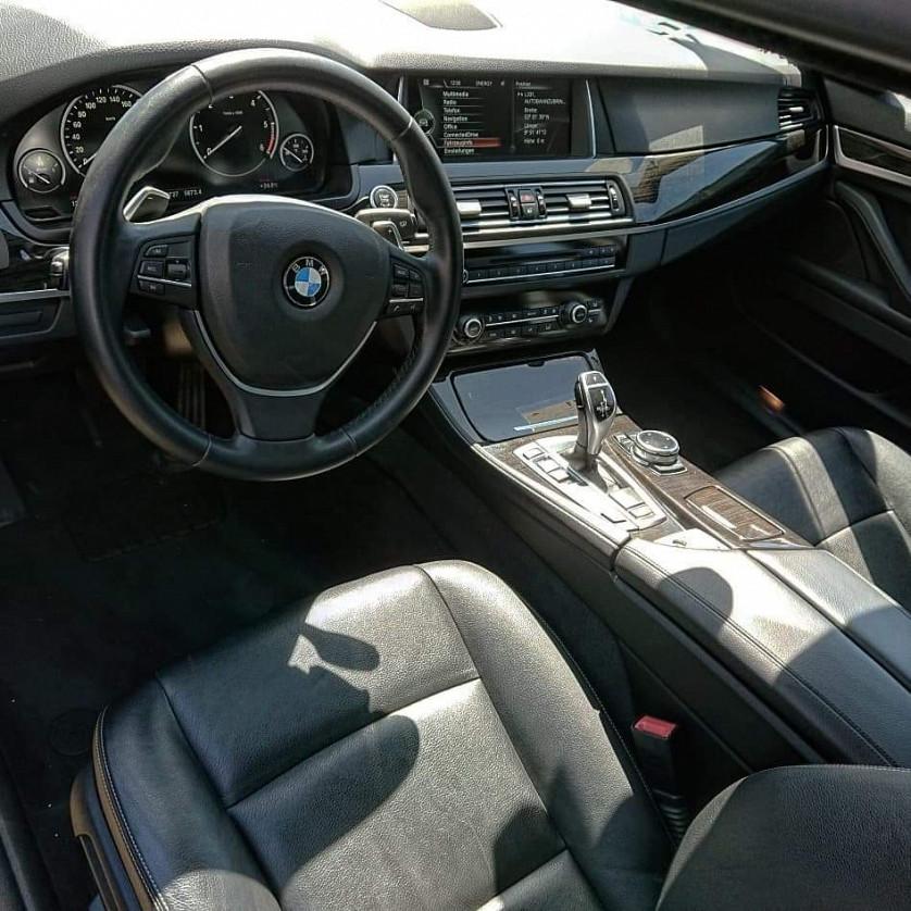 BMW 525d 2014 року зображення 3