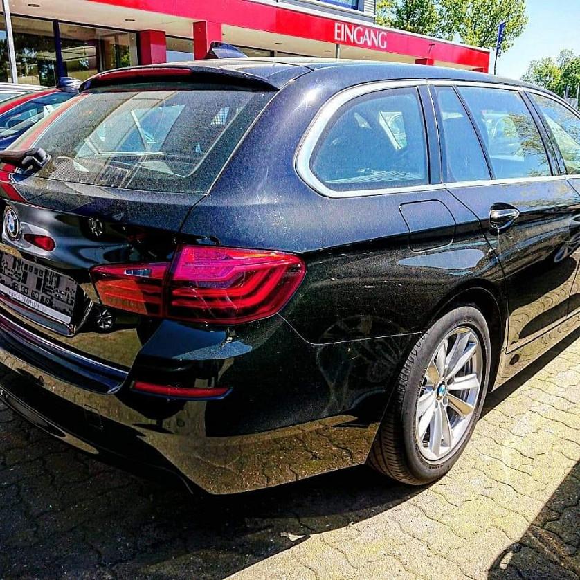 BMW 525d 2014 року зображення 2