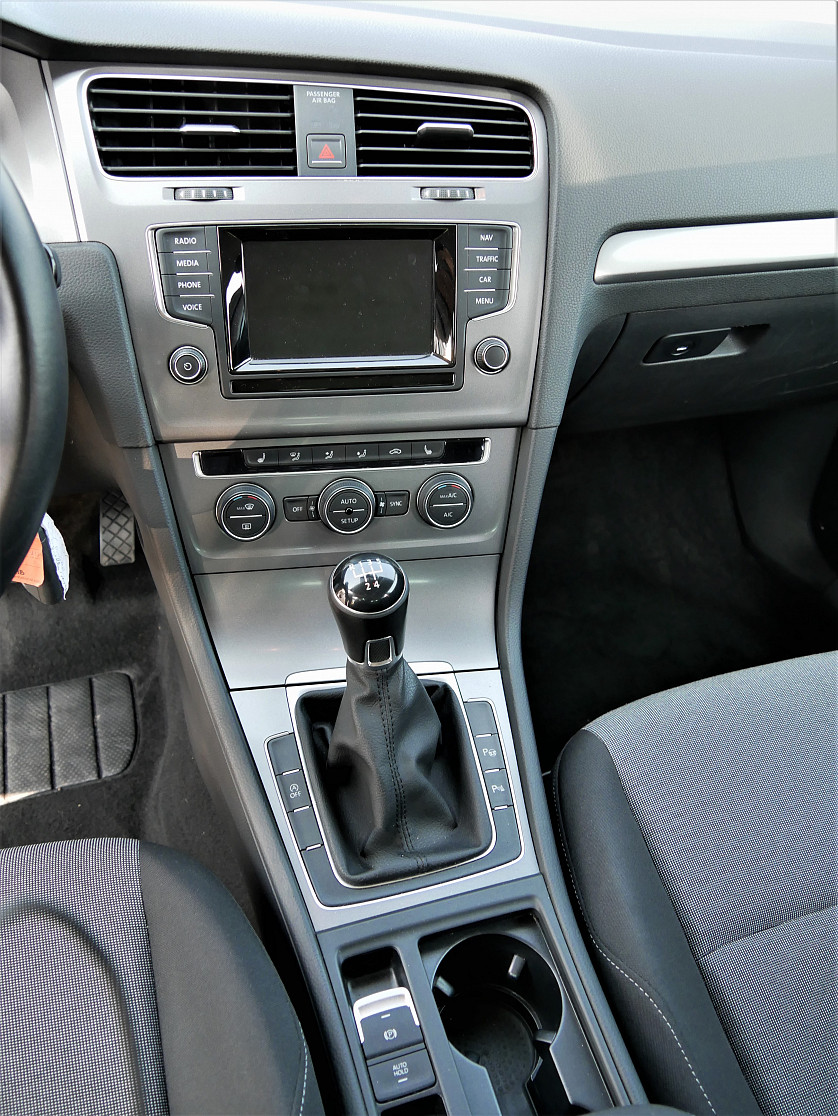 VW Golf 7 2014 зображення 4