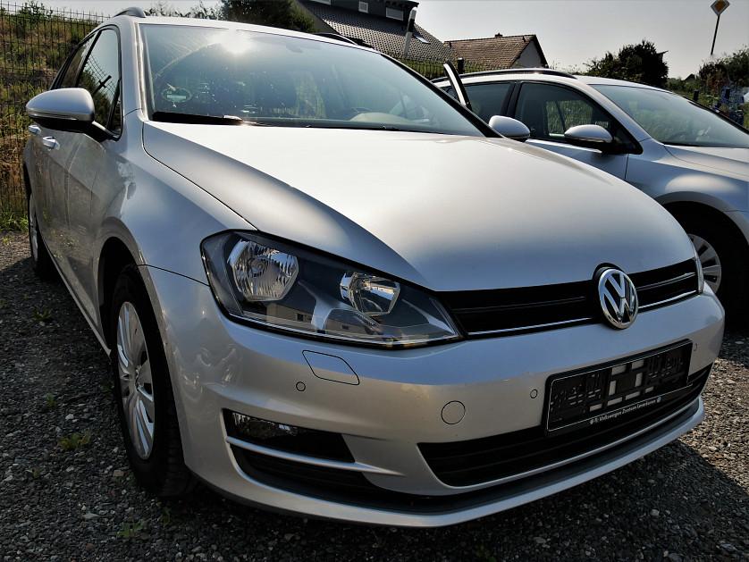 VW Golf 7 2014 зображення 6
