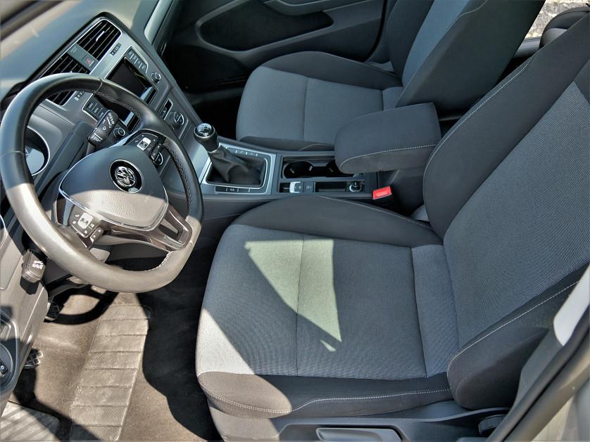 VW Golf 7 2014 зображення 5