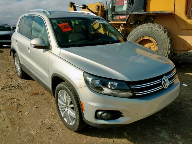 Volkswagen Tiguan 2012 год зображення 1