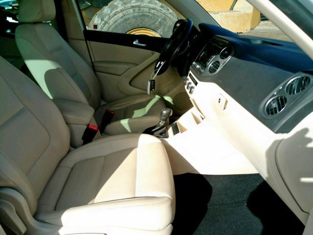 Volkswagen Tiguan 2012 год зображення 3