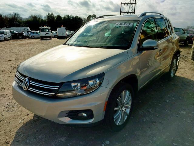 Volkswagen Tiguan 2012 год зображення 4