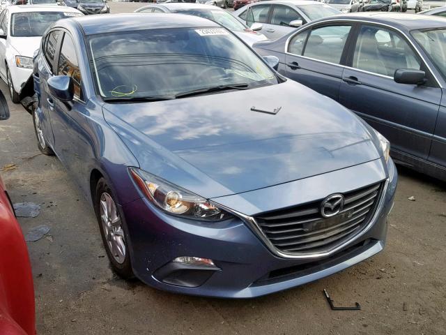 Mazda 3 Sport 2016 год зображення 2